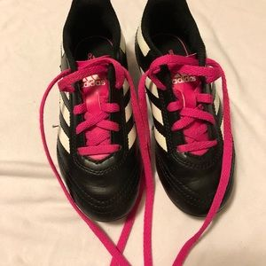 Adidas Goletto VI girls Soccer Cleats - size 11.5K